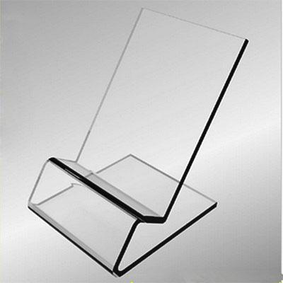 Tranparent acrylic display