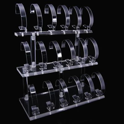 China acrylic display stand for jewelry