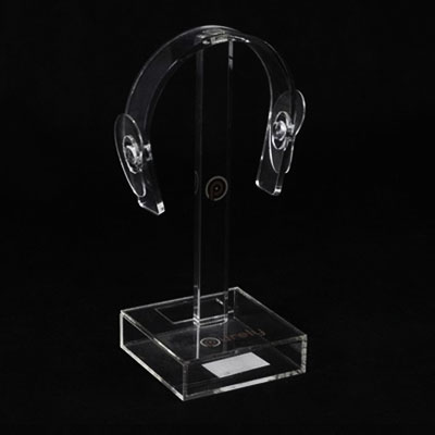 China acrylic display for earphone