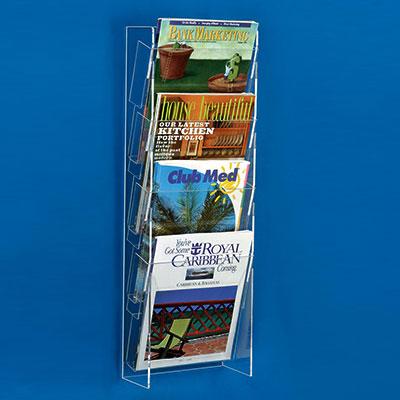 Acrylic Wall brochure holder