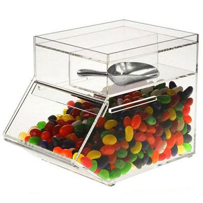 Acrylic candy display box