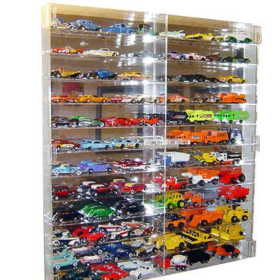 China custom acrylic display shelf