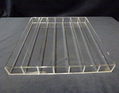 China acrylic display trays