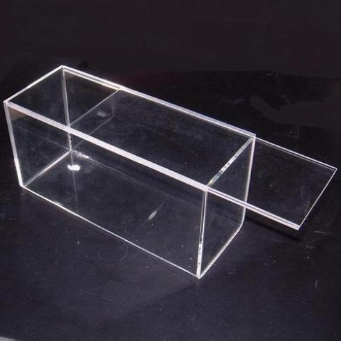Custom acrylic box in high quality