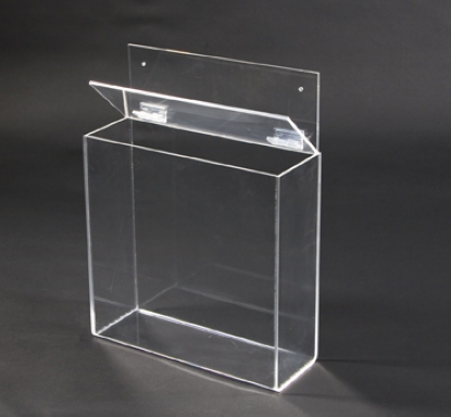 Cheap acrylic display case