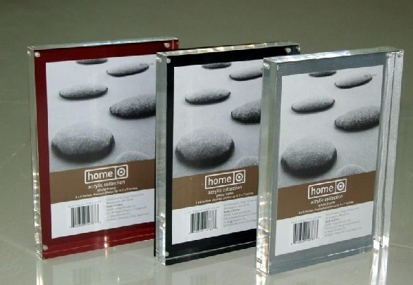 OEM or ODM Acrylic Display Photo Frames