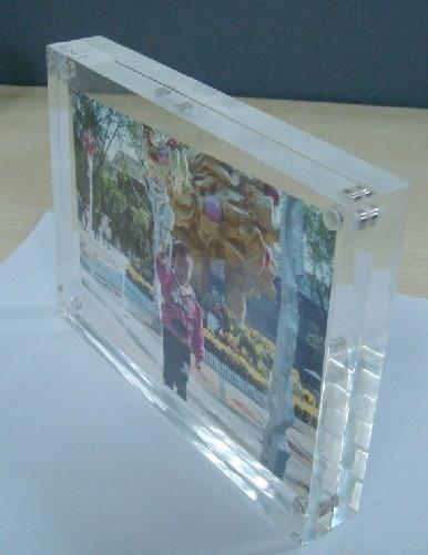 Custom Acrylic Display Photo Frames Australia