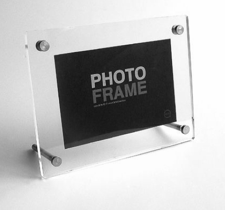 Acrylic Photo Frame Price