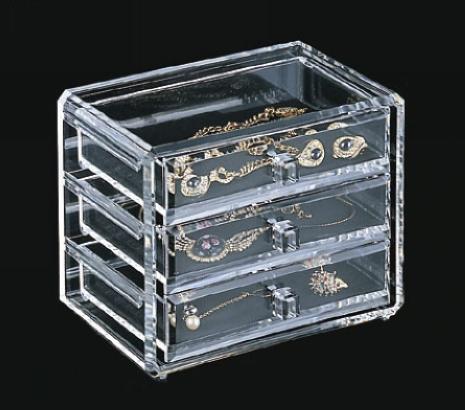 Acrylic Jewelry Display Box UK
