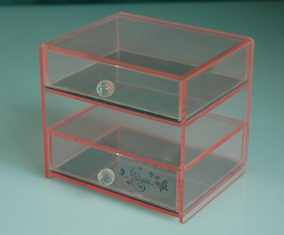 High quality acrylic Jewelry box Dubai