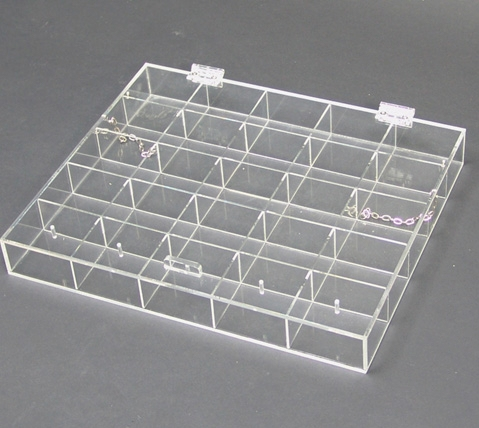 Store acrylic jewelry box France