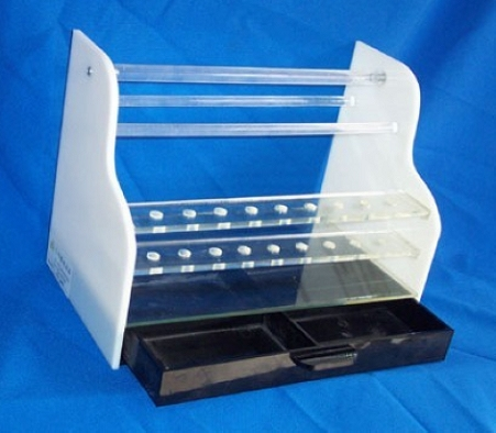 China Acrylic Makeup Display Stand
