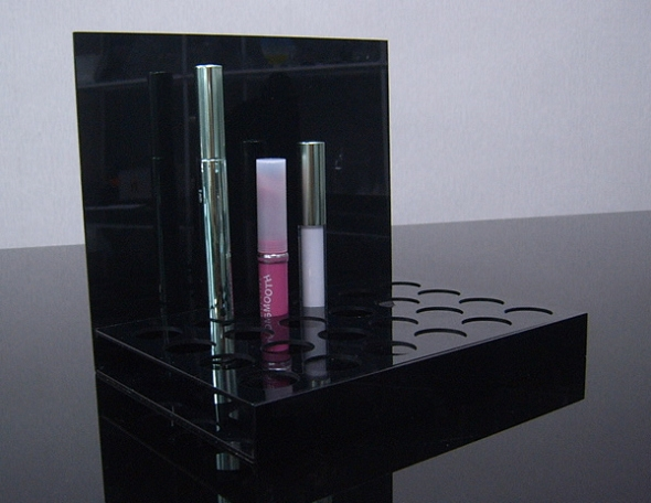 Acrylic Cosmetics Counter Display UK