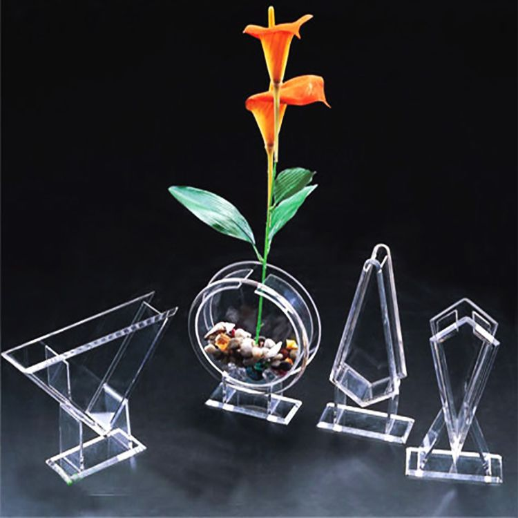 Luxury Acrylic Flower Vase Sepecial Price Offering