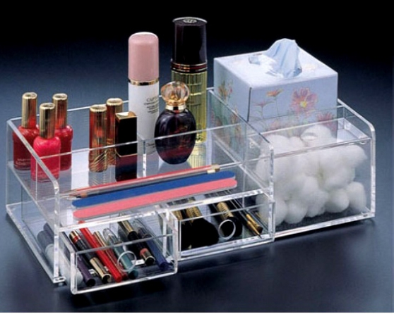 Durable Acrylic Makeup Display Box