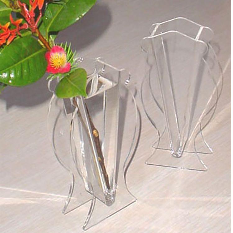 Acrylic Flower Vase Walmart